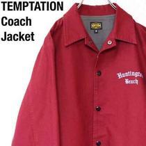 Temptation Coach Jacket Hoodie T-Shirt Sweat Pants Size M Photo