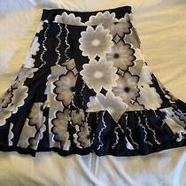 Ten Anthropologie Skirts Sizes 8/10 Photo