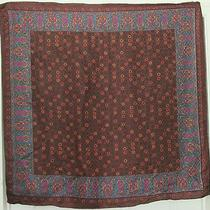 Terriart Brown Green Copper Dots Border 34