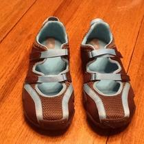 Teva 'Dristi' Brown Aqua & Mesh Mary Jane Size Women's 7 Photo
