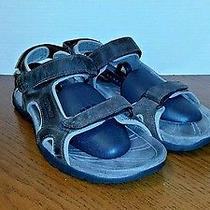 Teva Fossil Canyon 6101 Brown Waterproof Leather Water Sport Sandals 12 (D m) Photo