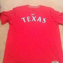 Texas Rangers Nike Dri-Fit  Photo