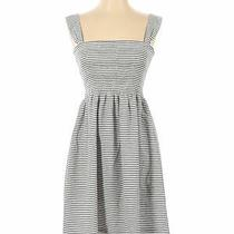 Texture & Thread Madewell Women Blue Casual Dress Xs Photo