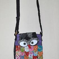 Thai Hippie Hobo Owl Bagpurse Shoulder Bag Handmade From Thailand  Photo
