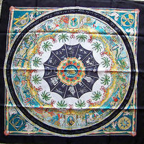 The Art of Hermes Scarf Per Astra Ad Astra New Unworn With Tags  in Box  Photo