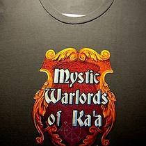 The Big Bang Theory Mystic Warlords of Ka'a T Shirt Adult Large Tee Cbs Tv Show Photo