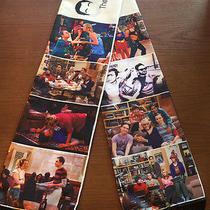 The Big Bang Theory Wrap Tv Shawl Tasseled Scarf Bandanas Photo