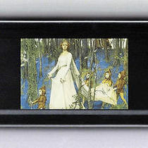 The Fairy Woods Fantasy Fine Art Tampon Case Id Cash Condoms Coins Photo