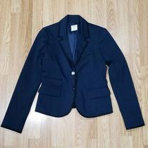 The Gap Academy Navy Blue Blazer Size 0 Women's Suit Separate Suiting Photo