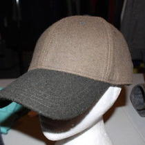 The Gap Wool Ball Cap Hat Adjustable O/s Photo