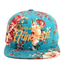 The Hundreds Clothing Team Snapback Hat - Powder Blue - Mens - New Photo