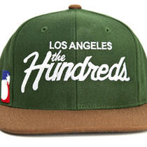 The Hundreds Team Snapback Green Adam Bomb -Cool Retro- Photo