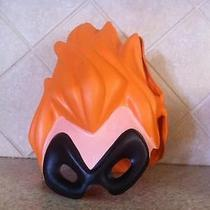 The Incredibles Syndrome Villain Costume Hat Mask by Disney Pixar One Size Photo