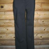 The Limited 2 Exact Stretch Classic Flare Black Pants 2 X 29 New Photo