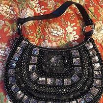 The Limited Beads and Sequins Handbag Photo
