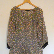 The Limited Bird Pattern Blouse (Xl) Photo