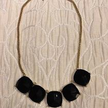 The Limited Black and Gold Necklace. 20