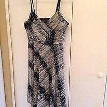The Limited Black and White Dress Size 6 Photo