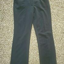 The Limited Black Collection Women's Dress Pants Size 4  Drew Fit Low Rise  Photo