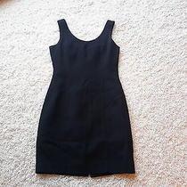The Limitedblack Sleeveless Wool and Rayon Dresswomens Size 2nice Photo