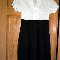 The Limited Black & White Dress Size 2 Photo
