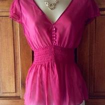 The Limited Blouse sz.m Very Pretty Check Out My Other Listings Photo