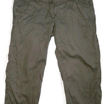 The Limited Brown Capris 8 Photo