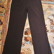 The Limited Cassidy Fit Stretch Dress Pants Sz 10 Fine Light Weight Brown---124 Photo