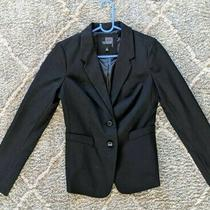 The Limited Collection Womens Black Single Button Blazer Jacket Size S Photo