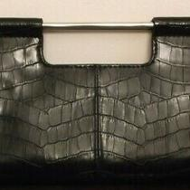 The Limited Faux Leather Clutch Bag Photo