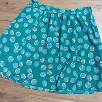 The Limited Green Skirt Size Large  Photo
