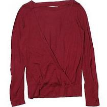 The Limited Pullover Sweater Med Solid v Neck Photo