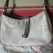 The Limited Purse With L Design Unusual Chrome Closure Photo