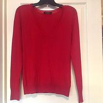 The Limited - Red Sweater - Small Photo