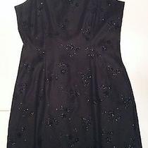 The Limited Short Dress Black Glitter Sparkle Jrs 3 Spaghetti Strap Formal Small Photo