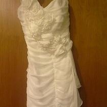 The Limited Shoulder Rose Wedding/bridal Dress Photo