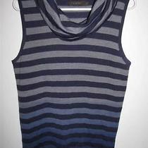 The Limited Sleeveless Acrylic/wool Sweater Large Photo