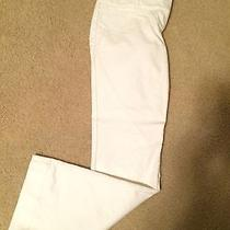 The Limited White Dress Pants Size 10r Photo