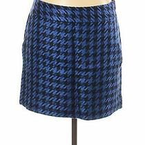 The Limited Women Blue Casual Skirt 6 Photo