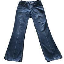 The Limited Women Vintage Jeans 312 Stretch Denim Size 2 Color Blue  Photo