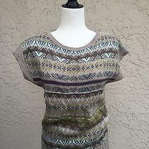 The Limited Womens Sweater Vest Knitted Size M Rn54874 Wool / Acrylic Photo
