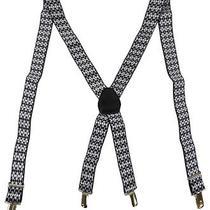 The Modern Man's Suspenders Series