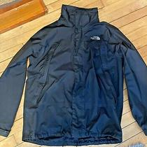 The North Face 3-in-1 Mens Mountain Light Triclimate Hyvent Jacket M Black 349 Photo