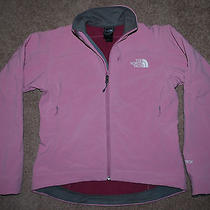 The North Face Apex Pink Softshell Jacket Women's Xs Photo