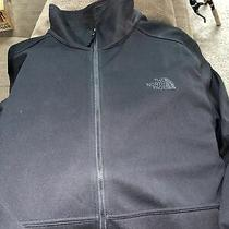 The North Face Apex Risor Men's Size Xxl Softshell Jacket - Black New With Tags Photo