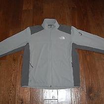 The North Face Apex Softshell Soft Shell Jacket Coat Men's Size Medium  M Photo