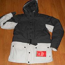 The North Face Armata Down Jacket  Mens Medium Graphite Grey New Photo