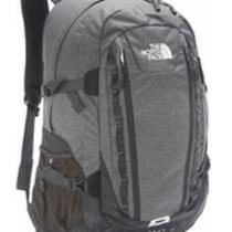 The North Face Big Shot 2 Laptop Backpack (Zinc Grey Heather/asphalt Grey) Photo
