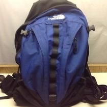 The North Face Big Shot Backpack Daypack Blue Photo