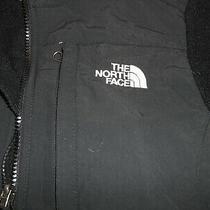 The North Face Black Denali Polartec Full Zip Fleece Jacket Women Small Photo